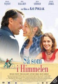As it is in Heaven http://www.moviemeter.nl/film/28820