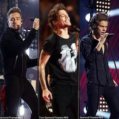 One Direction<<< No that's only 3/5 of one direction. In case you didn't know there is 2 other people in the band.