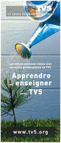 2004 - TV5MONDE aime la langue française !