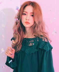 Designer Clothes, Shoes & Bags for Women Ulzzang Fashion, Asian Fashion, Style Fashion, Korean Beauty, Asian Beauty, Korean Girl, Asian Girl, Pretty People, Beautiful People