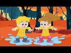 Automne | Chansons pour enfants | Les comptines | Chansons à danser par Minidisco - YouTube