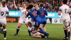 Rugby : la rennaise Caroline Drouin sacrée meilleure joueuse du championnat - France 3 Bretagne - 25/09/2018 Rugby, Championnat France, Athletes, Sumo, Wrestling, Female, Sports, Gamer Girls, Brittany