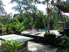 Zwembad bij luxere accomodatie  - Vrijwilligerswerk Bali