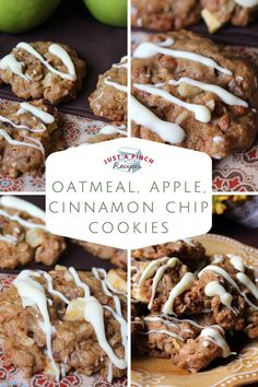 The spices and the cinnamon chips give this cookie a burst of cinnamon ...