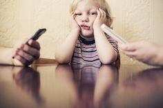 Why Cell Phones Are Bad for Parenting  Our children will always know whether they have our full attention. It's time for parents to break the phone habit before it's too late  By Dominique Browning