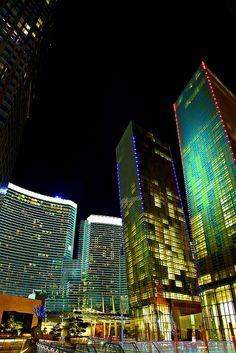 City Center, Las Vegas, Nevada