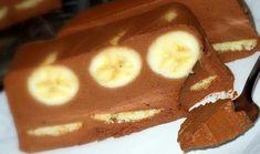 Vynikající dezert pro milovníky banánů a čokoládového krému. Mňamka!