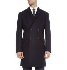 Spencer HartDouble-Breasted Slim-Fit Wool Coat|MR PORTER