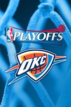 Oklahoma City Thunder 2014 NBA Playoffs