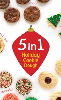 5 different ways to use sugar cookie dough!