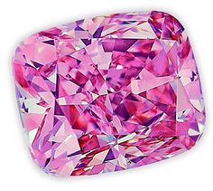 """The Argyle Pink Jubilee also referred to as the Pink Panther Diamond. As a rough cut diamond its weight was 12.76 carats (2.55 g). It was cut in Perth in February 2012 by Richard How Kim Kam when it was discovered that the diamond had """"one major internal fault line that could not be overcome. It was donated to Melbourne Museum as it was only roughly cut and polished now weighing 8.01 carats. (see Wiki). I'd have taken it off your hands if it were going begging!"""