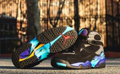 4f6975724126 Air Jordan 8 Retro Aqua  fashion  nike  shopping  sneakers  shoes   basketballshoes  airjordan  retro