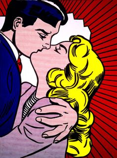My dream is to own a Roy Lichtenstein