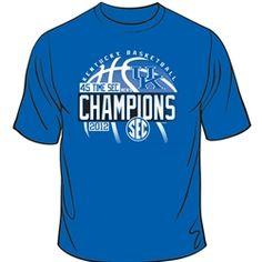 SEC Basketball Champs! Go Wildcats!