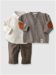 Baby Boy's 3-Piece Outfit