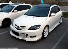 mazda 3 mods | Toronto Mazda 3/ Next Mod season kick off meet pics