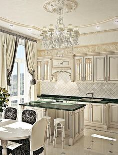 Luxury Kitchen Awesome living rooms interior design and decor ideas Interior Design Trends, Best Home Interior Design, Luxury Kitchen Design, Best Kitchen Designs, Luxury Home Decor, Interior Design Living Room, Interior Decorating, Design Ideas, Luxury Interior