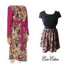 Esin Ertan Kis2016 Cok sevilen Tunigimiz ve etegimiz  Esin Ertan winter2016 tunic  and skirt #esinertan