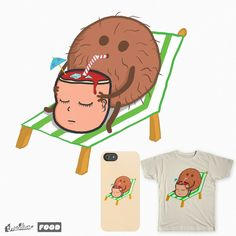 Young Coconut on Threadless