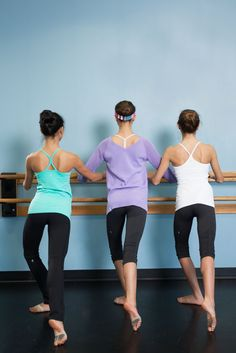 meet you at the barre. | Dance gear