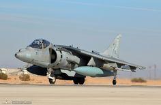 VX-31 Dust Devils AV-8B Harrier II