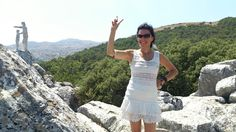 Feeling BLISS on top of Andalucia Mountains in Spain