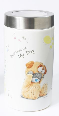 Me To You Dog Food Storage Container