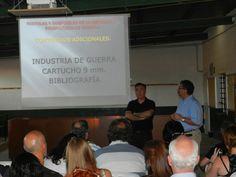 Conferencia Josep María Abad y Manuel Estirado PISTOLAS Y SUBFUSILES DE LA REPÚBLICA