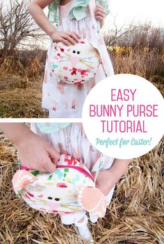 New alice bag sewing pattern bag sewing patterns sewing patterns in this bunny purse tutorial ill show you how to make an easy negle Image collections