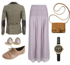 Sister missionary outfit