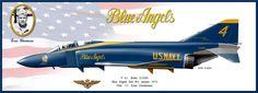 Blue Angels F-4J #4