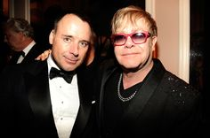 Elton John and David Furnish have welcomed a second son  www.behindthetalent.com