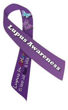 Lupus Ribbon