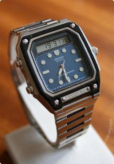 SEIKO - H557-509A - h-series - Vintage Digital Watch - Digital-Watch.com