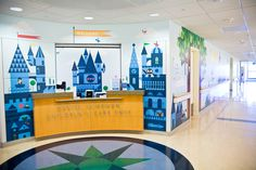 The Daniel Kursman Children's Care Unit at Mattel Children's Hospital UCLA....so thankful for this hospital along with the doctors staff and nurses for providing jr with the best medical care he can possibly have.