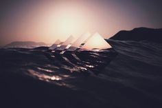 10 Awesome Polyscape Wallpapers - UltraLinx