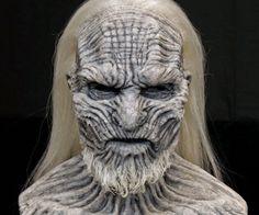 Cómo maquillar a un Caminante Blanco de Game Of Thrones - Oye Juanjo!
