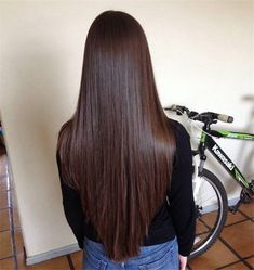 Online Shop Brazilian Straight Human Hair 3 Bundles With Closure Brazilian Virgin Hair Straight With off promotion factory cheap price,DHL worldwide shipping, store coupon available. Brown Hair With Blonde Highlights, Brown Ombre Hair, Brown Hair Colors, Natural Hair Styles, Long Hair Styles, Hair Weft, Brunette Hair, Remy Human Hair, Dark Hair