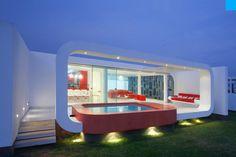 Diseño de corte limpio y refrescante playa Palabritas