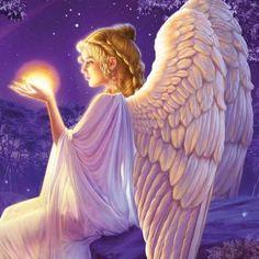 angel light | via Facebook | We Heart It