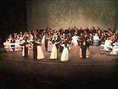 Baile de Danza Puertorriqueña - Ponce, PR 2008