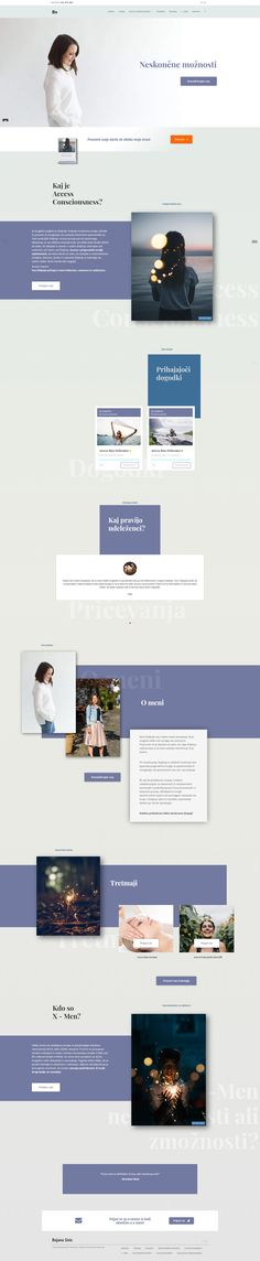 Project #WebsiteDesign for Bojana Sinic #PersonalCoach   Need a website, or have project in mind? We'll love to help, give us a shout and let's bring your dreams to life.  #websitedesign #ui #uxdesign #uiuxdesign #business