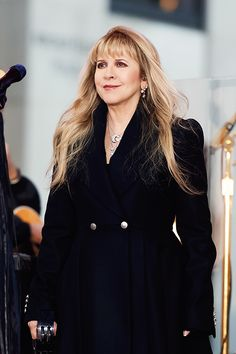 """ Stevie Nicks, Today Show, Oct. 9, 2014. """