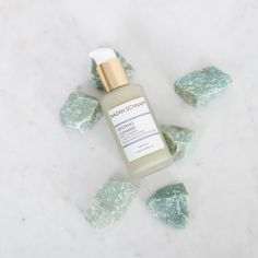 Detoxing Cleanser Aquamarine Daily Exfoliator - Shop All Fresh Fruit, Cleanser, Detox, Skincare, Luxury, Natural, Cleaning Agent, Skin Care, Cleanses