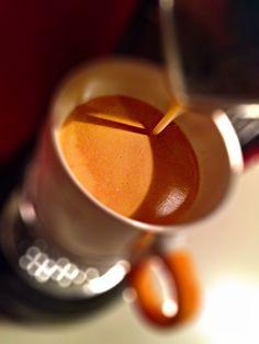 Guten Morgen…die Börse erholt sich langsam…USA hat gehustet  #FortissioLungo #Kaffee von @Nespresso bleibt stabil
