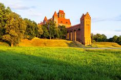 Zamek Kapituły Pomezańskiej w Kwidzynie w Kwidzyn, Województwo pomorskie #kologotyku #kwidzyn#architektura #rowery #zamek #krzyżacy #gotyk