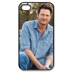 Blake Shelton iPhone 4/4s Case Back Case for ipho ($9.98)