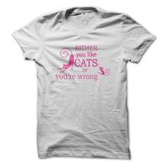 Cats T-Shirts, Hoodies. Get It Now ==>…