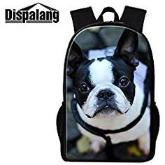 Kids & Baby's Bags School Bags Qualified Forudesigns 2017 New Design Children School Bags Cute Animal Cat Dog Print Shoulder Book Bags For Baby Kids Kindergarten Mochila