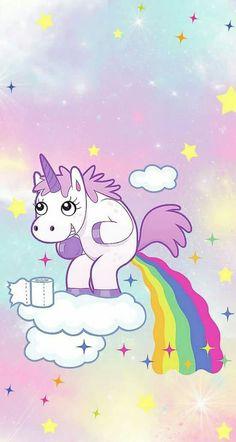IPHONE X Unicornio Cute Arco Iris Unicornio Arco Cielo Kawaii eBay